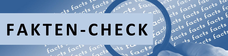 Fakten-Check